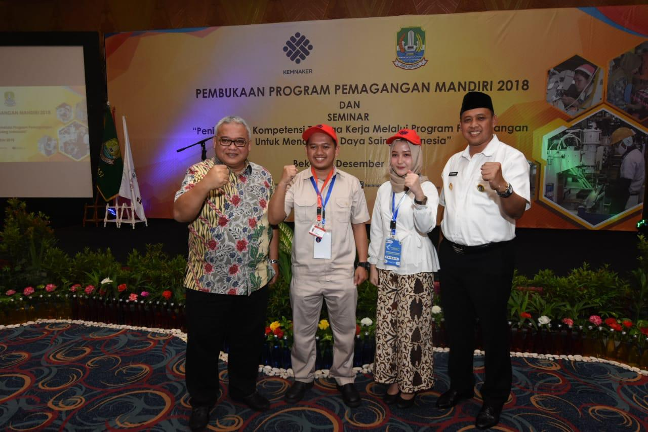 Pengangguran Jadi Fokus Utama  Pemerintah Kota Bekasi