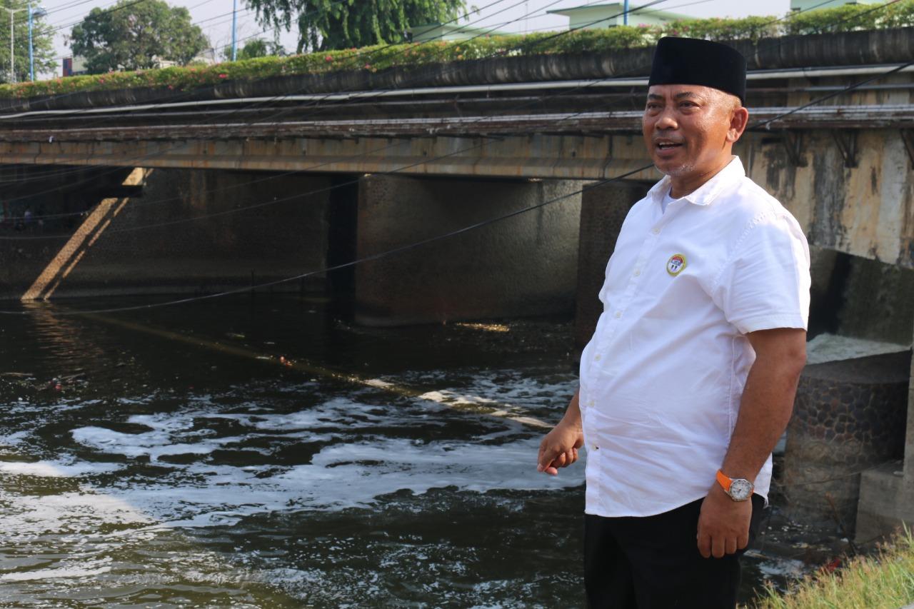 Wali Kota Angkat Bicara Terkait Pencemaran Kali Bekasi