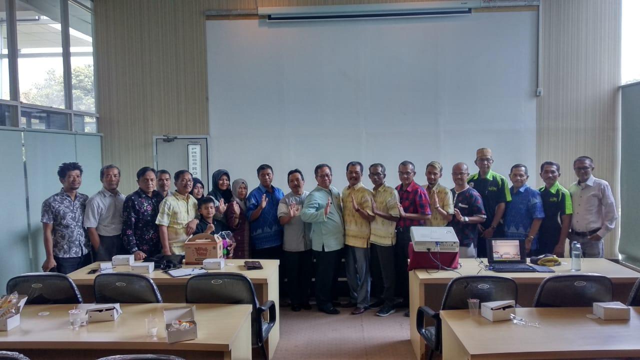 Kota Payakumbuh Studi Komparatif LPM di Bekasi